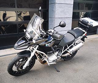 Nejpůjčovanější motorka